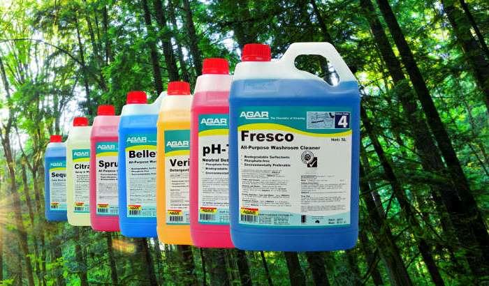 hóa chất vệ sinh kính